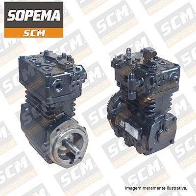 compressor de ar 120h, tuflo 550, bendix