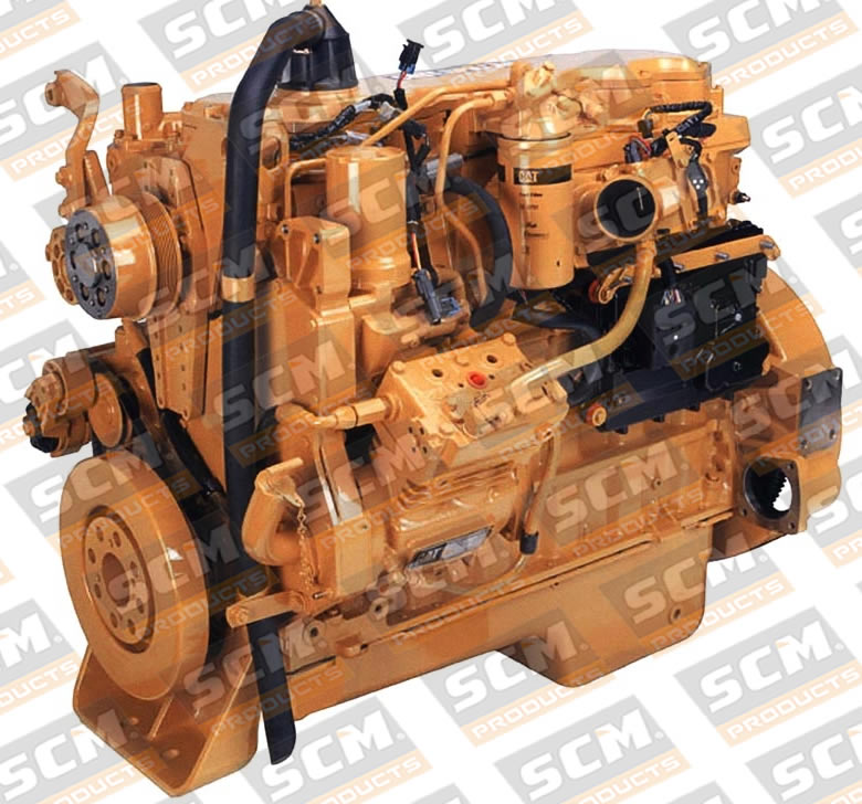 motor 3126, 938G