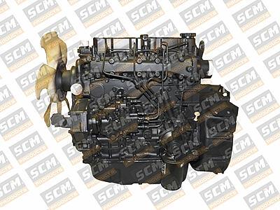 motor mitsubishi S4S