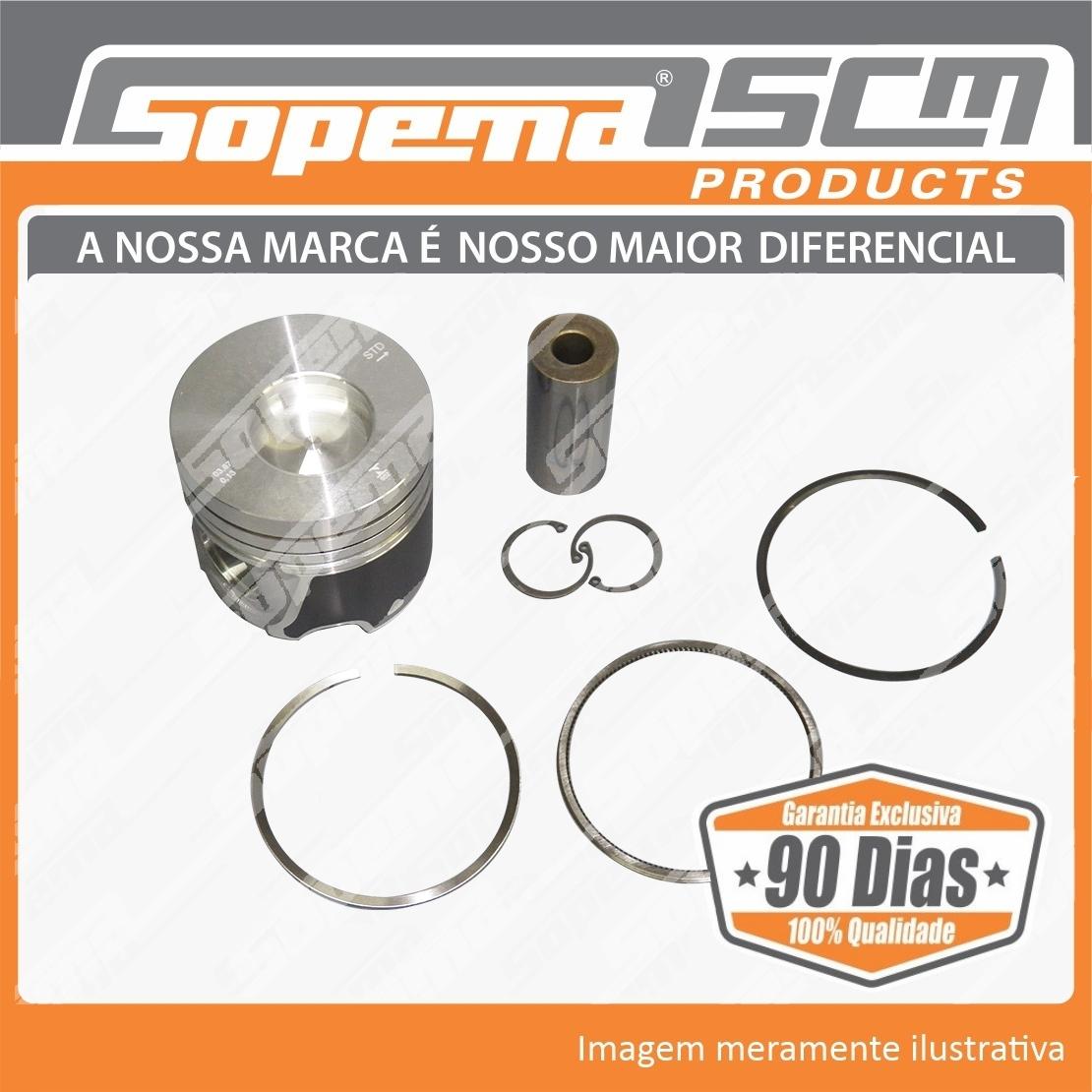 motor, fpt, nef4, pistao com anel std, 71104603